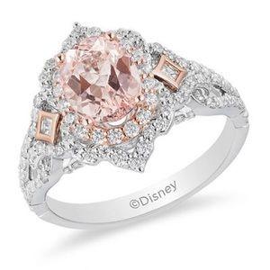 COPY - Enchanted Disney Aurora Engagement Ring